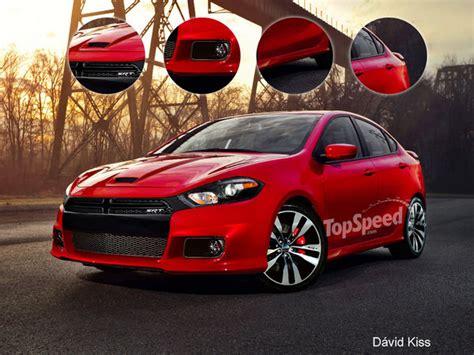 dodge dart srt car review  top speed