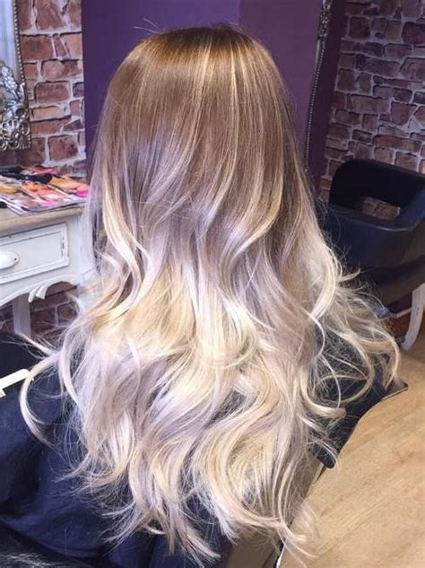 platinum blonde ombre hair 1000 ideas about platinum blonde ombre on pinterest