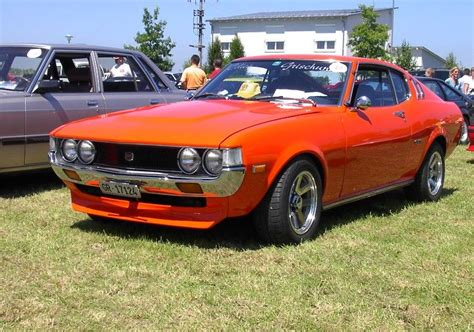 toyota car garage oldskool car garage 70s toyota celica liftback