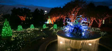 Atlanta Botanical Gardens Events Garden Lights Nights To West Midtown Homes