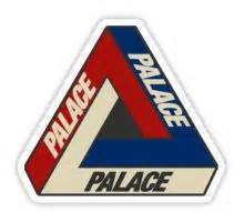Palace Sticker