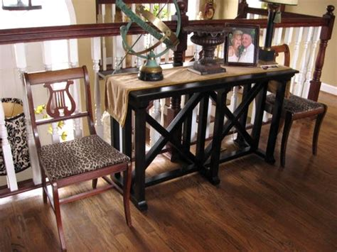spray paint chairs black furniture updating with black spray paint southern