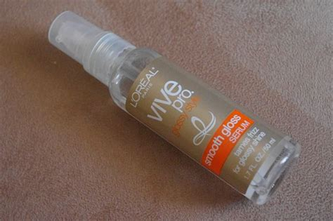 L Oreal Glossy Smooth l oreal vive pro glossy style smooth gloss serum review