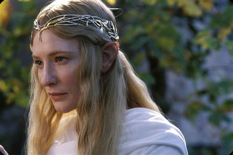 film fantasy penyihir galadriel cate blanchett the lord of the rings the lord