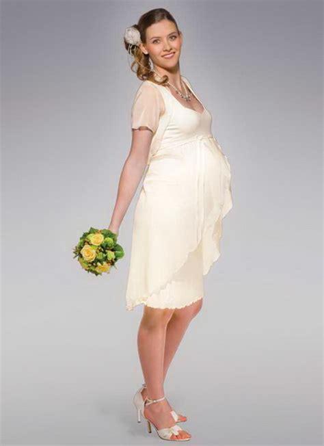 Hochzeitskleider Standesamt by Brautkleid Umstandsmode Standesamt