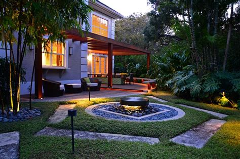 Landscape Lighting South Florida Lighting Miami Fl Photo Gallery Landscaping Network