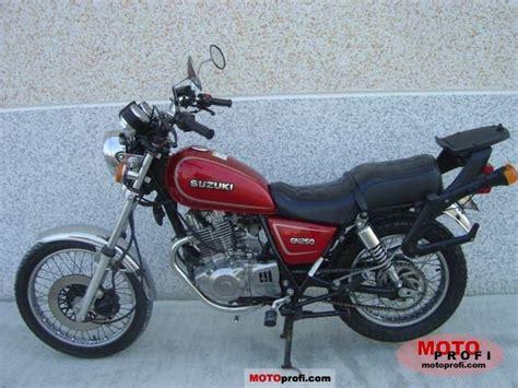 Suzuki Gn250 Specifications Suzuki Gn 250 1996 Specs And Photos