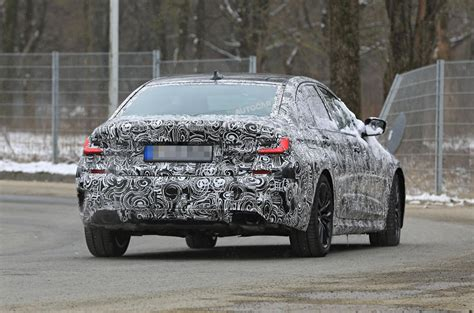 Bmw 3 Series 2019 Official Video by New 2019 Bmw 3 Series Previewed Ahead Of Official Reveal