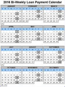 bi weekly calendar template free next year s bi weekly payment calendars 2015 2016