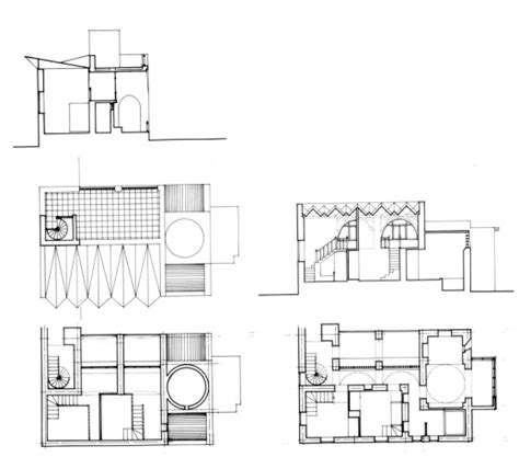 house plan elevation section incredible design drawing sleeping area plans section