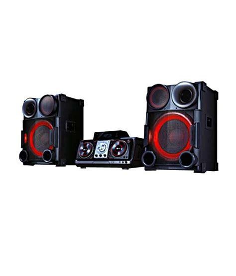 Harga Lg X Boom Cm9730 buy lg cm9730 dj x boom at best price in india
