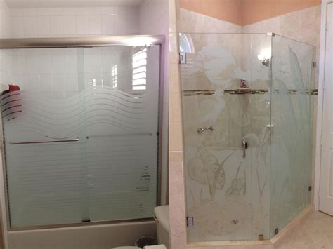 decorative wall with glass doors bathroom glass door perfect for small bathrooms home