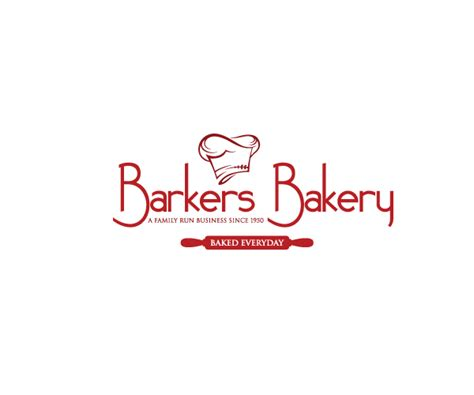 barkers bakery logo design projects to try pinterest