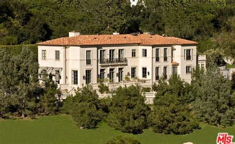 20 000 square foot mediterranean mansion bel air ca re