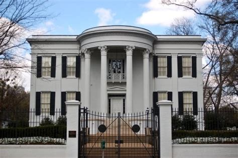 Mba Hours Jackson Ms by Mississippi Governor S Mansion Jackson Hours Address
