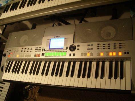 Keyboard Yamaha Psr S550 Second yamaha psr s550 image 205665 audiofanzine