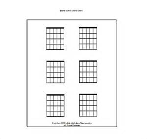 tab templates for word 15 word guitar chord chart templates free free