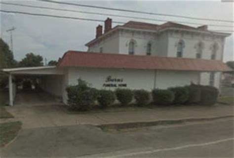 burns funeral home cloverport kentucky ky funeral