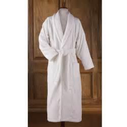 bath towel robe the genuine turkish luxury bathrobe hammacher schlemmer