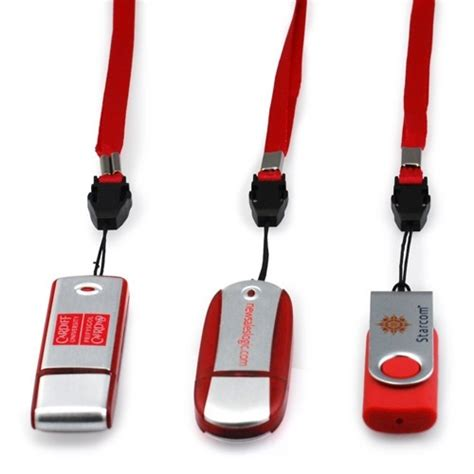 Usb Lanyard lanyards usb flash 24