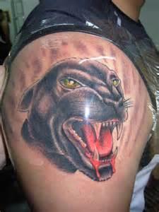 pantera tattoos