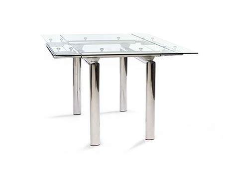 structube dining room tables aida chrome my home