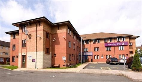 Premier Appartments Birmingham by Hotel Premier Inn Birmingham Broad Brindley Place