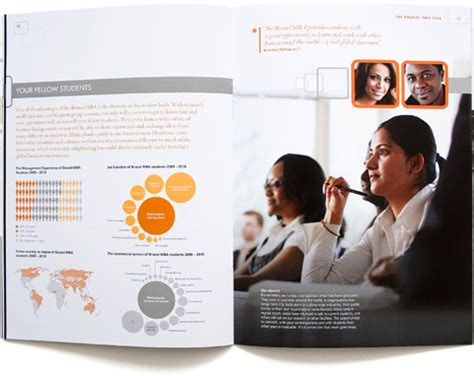 Mba Brochure Design by Jon Wade Designer 44 0 79 123 02 789