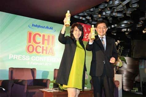 Teh Ichi Ocha 1 Dus hadir di indonesia ichi ocha teh kemasan botol satu kali