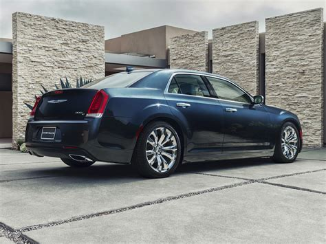 New 2017 Chrysler 300c Price Photos Reviews Safety