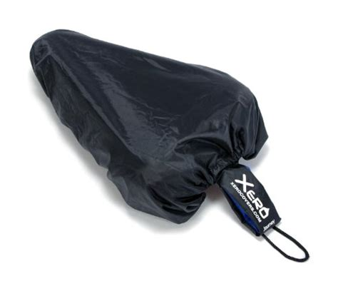 waterproof bike seat cover uk xerocover journey waterproof travel bike seat cover