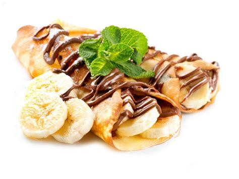 banana da cucina ricetta crepes nutella e banana fidelity cucina
