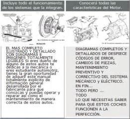 manual de reparacion mec 225 nica ford autos topaz taller 1992