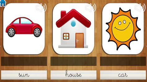 imagenes de kitchen en ingles aprende palabras en ingles con dibujos video infantil