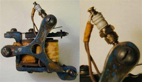 tattoo machine vintage tattoo machine bernhard s bronze vintage liner