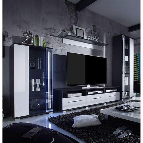 wohnwand beleuchtung wohnw 228 nde kaufen m 246 bel suchmaschine ladendirekt de