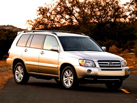 2007 Toyota Highlander Reviews 2007 Toyota Highlander Hybrid Picture 90182 Car Review