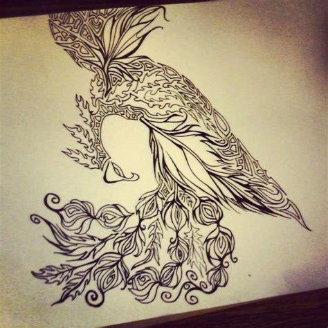 phoenix drawing tattoo ideas things that make me