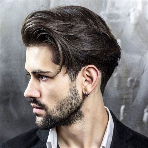 Style De Coiffure Pour Homme by Les 25 Meilleures Id 233 Es Concernant Coupes De Cheveux Pour