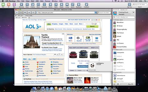 Aol Desk Top by Aol Desktop For Mac Free And Reviews Fileforum