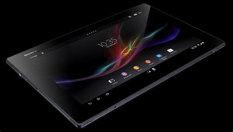 Sony Xperia Z4 Tablet Wifi europe uk wi fi sony xperia z4 tablet preorder delivery update