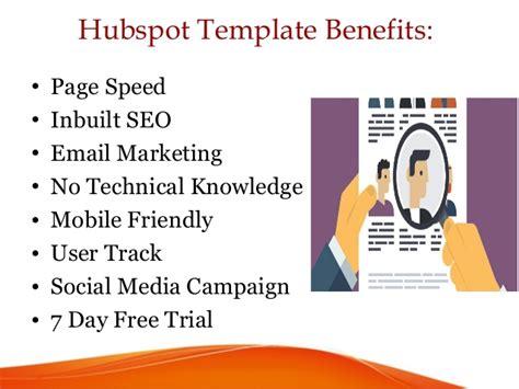 hubspot social media template hubspot template benefits