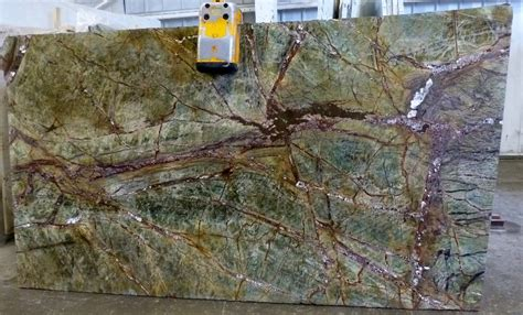 Kitchen Backsplash Stone by Stone Profile Rainforest Brown Granite Amp Rainforest Green