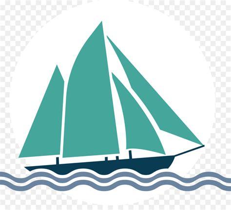 sailing boat in the sea sailboat sailing cartoon sailing boat in the sea png