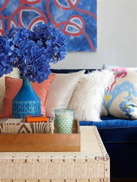 blaue krabben dekorationen lustige sommerliche dekoideen f 252 r ihre wohnung