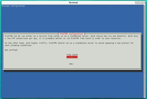 setup ubuntu server ftp blog archives revizionsierra