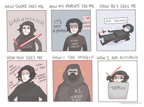 how to create a kylo ren wars the more fan comics bring the and lore to the