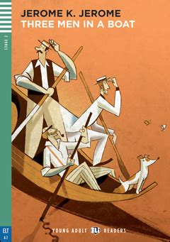libro three men in a three men in a boat cd allforschool libros juegos y recursos para el profesor y material