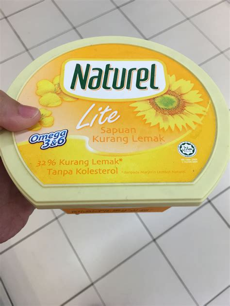 Minyak Zaitun Naturel naturel margarine reviews