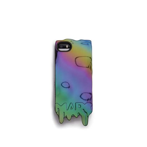Marc Jacob For Iphone 5 S By marc by marc melts iphone 5 metallic